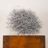 """Dagmar Vogt """"Kleines Nest - Skulptur"""""""