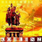 """Fritz Art """"Koblenz Deutsches Eck"""""""