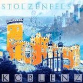"""Fritz Art """"Koblenz Stolzenfels"""""""