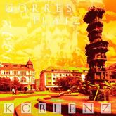 """Fritz Art """"Koblenz Görres Platz"""""""