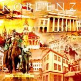 "Fritz Art ""Koblenz Collage"""