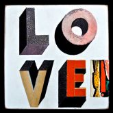 """Kati Elm """"LOVE"""""""