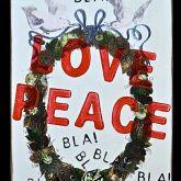 "Kati Elm ""Love Peace bla bla"""