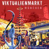 """Fritz Art """"München Viktualienmarkt"""""""