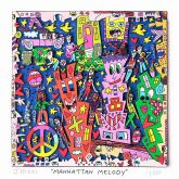 "James Rizzi ""Manhattan Melody"""
