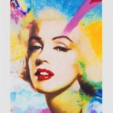"James Francis Gill ""Marilyn Inspiration"""