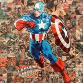"""Andreas Lutherer """"Legacy Captain America"""""""