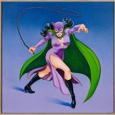 """Mel Ramos """"Cat Woman #1"""""""