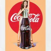 "Mel Ramos ""Lola Cola 5"""