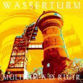 """Fritz Art """"Mülheim a.d. Ruhr Wasserturm"""""""