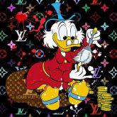 """Micha Baker """"LV Duck"""""""