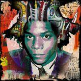 "Micha Baker ""Mr Basquiat"""