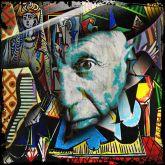 "Micha Baker ""Mr Picasso"""
