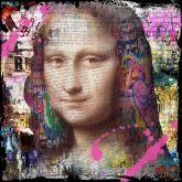 "Micha Baker ""Mrs Mona Lisa"""
