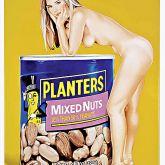 """Mel Ramos """"Mixed Nuts"""""""