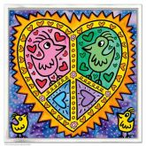 "James Rizzi ""Mommy + Daddy In Love"""