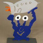 """Patrick Preller """"Monster TOGO """"Rakete"""