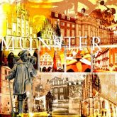 "Fritz Art ""Münster Collage"""