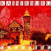 """Fritz Art """"Nürnberg Kaiserburg"""""""