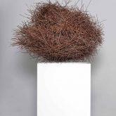 "Dagmar Vogt ""Nest – Skulptur"""