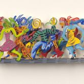 "David Gerstein ""No Favorite Color (Papercut)"""