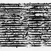 """Günther Uecker """"Optische Partitur - Mozart """""""