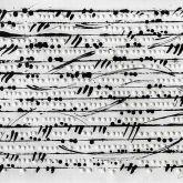 """Günther Uecker """"Optische Partitur I, II und II (Set)"""""""