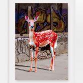 """Paco Raphael """"Orange Bambi / Yellow Bambi"""""""