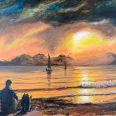 """Otto Waalkes """"Beach Boys in the Sunset"""""""
