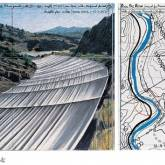 "Christo ""Over The River XI, Project for Arkansas River"""