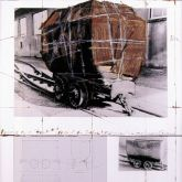 """Christo """"Package on a Hunt (1988)"""""""