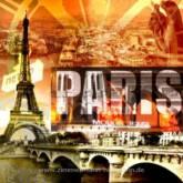 "Fritz Art ""Paris Collage"""