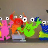 """Patrick Preller """"Die Monsterband"""""""