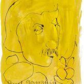 """Armin Mueller-Stahl """"Paul Gauguin (nach Paul Gauguin mit Heiligenschein)"""""""