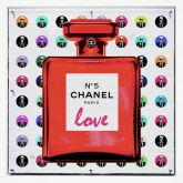 "Paul Thierry ""Chanel Love Edition Red"""