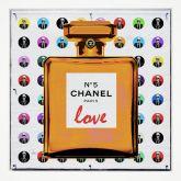"Paul Thierry ""Chanel Love Edition orange"""