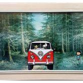 """Marisa Rosato """"Peace Bus"""""""