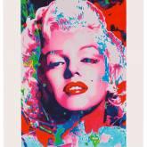 "James Francis Gill ""Pink Marilyn"""