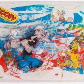 "Ulrik Happy Dannenberg ""Old Buddies – Popeye (2)"""