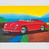 "James Francis Gill ""Porsche 356 Speedster"""