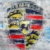 """4000 """"Porsche Wappen"""""""