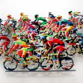 """David Gerstein """"Racing"""""""