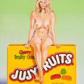 """Mel Ramos """"Jujyfruit Judy"""""""