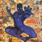 "Heinz Mack ""Legacy: Black Panther"""