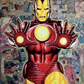 "Randy Martinez ""Legacy: Iron Man"""
