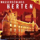 """Fritz Art """"Recklinghausen Herten Schloss"""""""