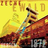 """Fritz Art """"Recklinghausen Zeche Ewald"""""""