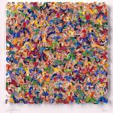 """David Gerstein """"Rush Hour (Papercut)"""""""