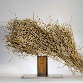 """Dagmar Vogt """"Schiefes Nest – Skulptur"""""""