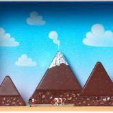 """Volker Kühn """"Schweizer Pyramiden"""""""